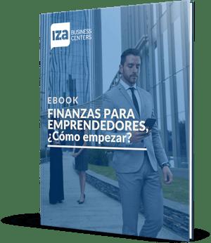 Mockup finanzas para emprendedores- IZABC