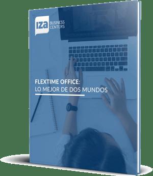 flextime-office-lo-mejor-de-dos-mundos_Mockup-eBook-iza